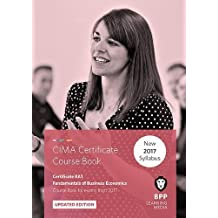 CIMA BA1 Fundamentals of Business Economics: Coursebook