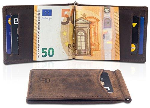 travando-r-kreditkartenetui-mit-geldklammer-leder-rfid-portemonnaie-mit-geldscheinklammer-kartenetui