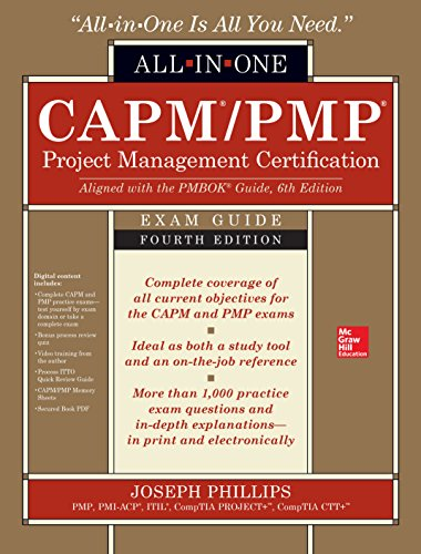 CAPM/PMP Project Management Certification All-In-One Exam Guide, Fourth Edition (English Edition)