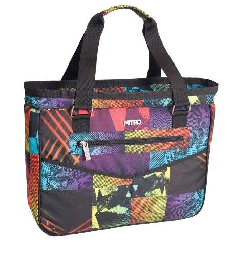 Nitro Snowboards Handtasche Carry All Bag mixer