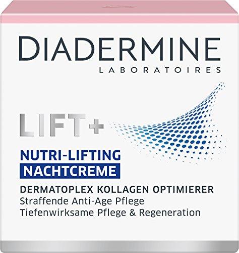 Schwarzkopf Diadermine Lift+ Nutri-Lifting Nachtcreme, 50 ml