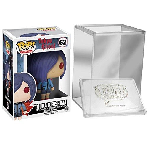 Funko Pop Tokyo Ghoul - Touka Kirishima Figure + Caja protectora