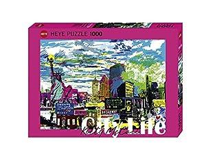 Heye I Love New York (Standard 1000 Pz.) Puzle HY29681