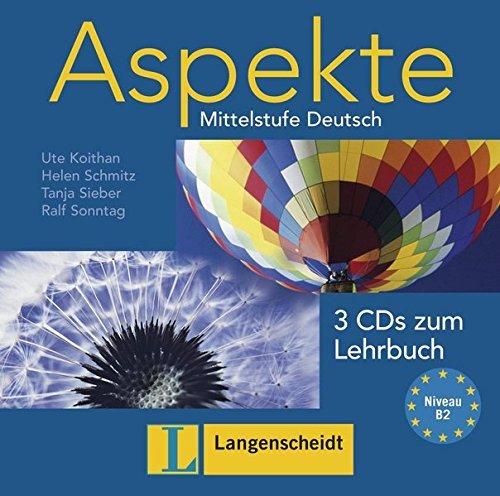Aspekte: Cds Zum Lehrbuch 2 (3) by Ute Koithan (2008-06-01)