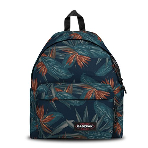 Eastpak PADDED PAK'R Sac à dos loisir, 40 cm, 24 liters, Multicolore (Orange Brize)