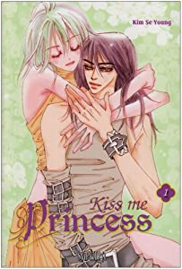 Kiss me Princess Edition simple Tome 1