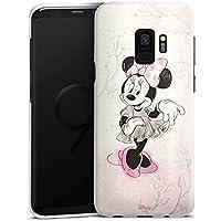 Samsung Galaxy S9 Hülle Case Handyhülle Disney Minnie Mouse Merchandise Geschenke