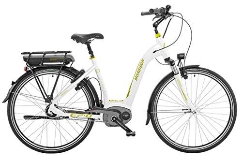 E-Bike Morrison E 7.0 Wave BOSCH-Motor 500 Wh Akku 28' 10-Gang weiß, Rahmenhöhen:L(56);Farben:weiß -