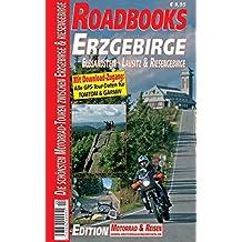M&R Roadbooks: Erzgebirge, Lausitz & Riesengebirge: Die schönsten Motorrad-Touren zwischen Erzgebirge & Riesengebirge