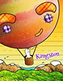 Best Pad KINGSTON - Kingston: Personalized Book with Child's Name, Primary Writing Review