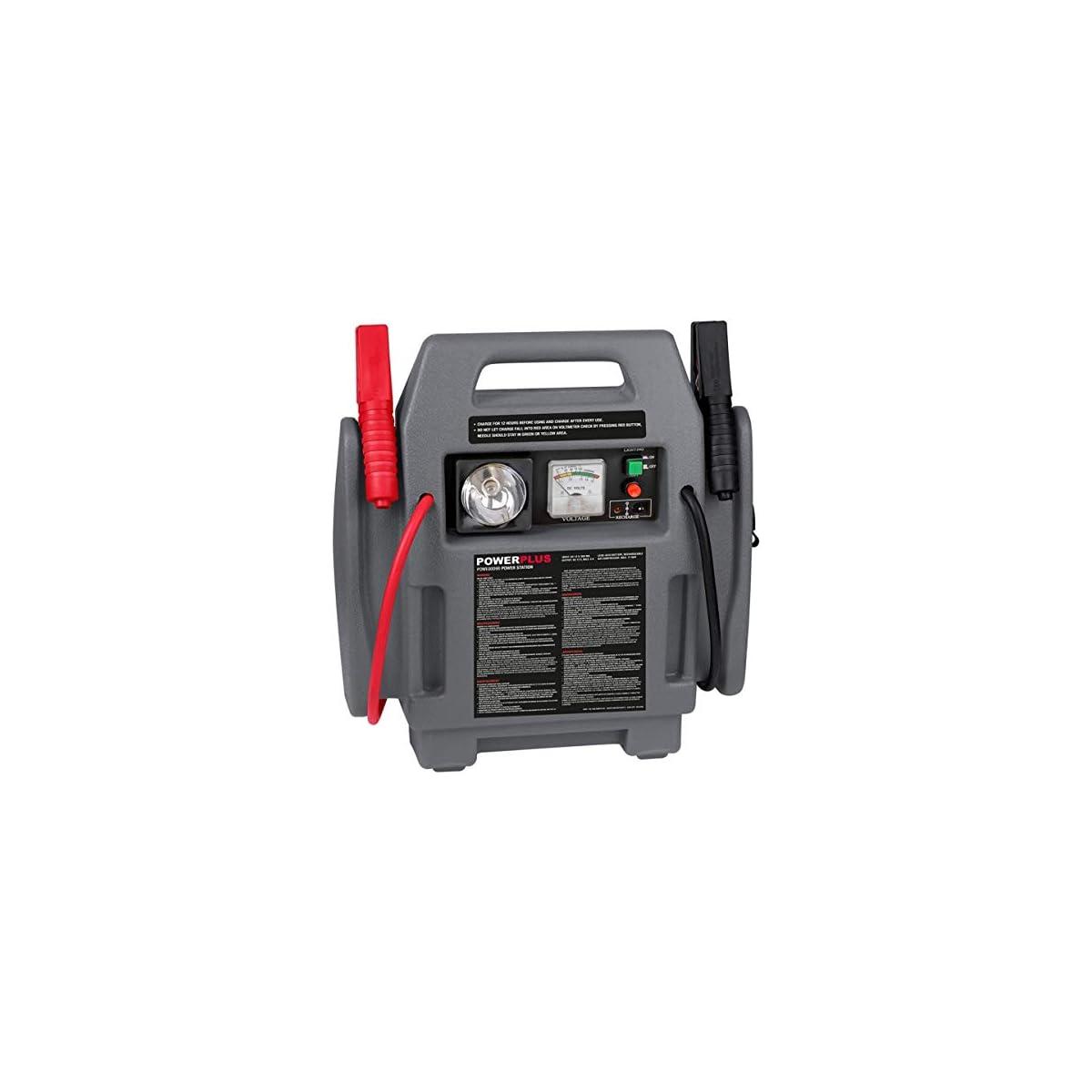 51fuL60BBdL. SS1200  - PowerPlus POWE80090 - Arrancador 4-En-1