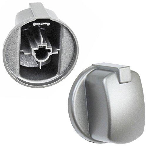 Spares2go mando de control interruptor botón para Indesit Horno Cocina (Pack de 1, 2, 3o 4) Pack...