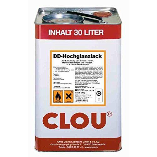 CLOU Profi DD-Hochglanzlack 0,9 kg