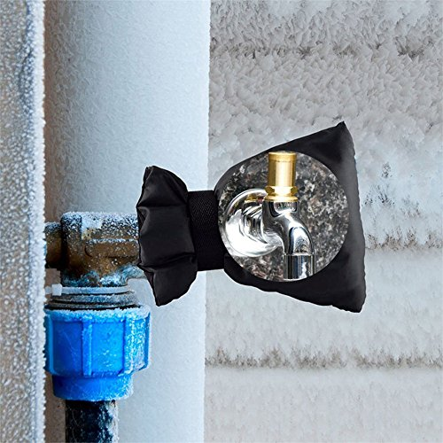 ... Outdoor Wasserhahn Abdeckung Winter Wasserhahn Schutz Abdeckung  Wasserhahn Socken Außerhalb Wasserhahn Abdeckung Mit Wasserdichte  Außenschicht Und ...