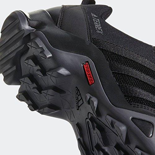 adidas Herren Terrex Ax2r Trekking-& Wanderhalbschuhe Schwarz (Cblack/Cblack/Grefiv Cblack/Cblack/Grefiv)