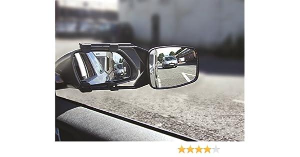/Lot de 2/Paire/ /Type E MSA Caravane de remorquage miroirs Steady View/
