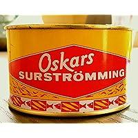 Oskars Surströmming 300g - Surstromming challenge
