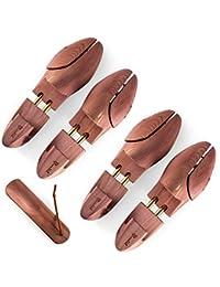 35 Logei/® 1/paire Embauchoirs en bois de c/èdre /à chaussures civi/ère Shaper Taille 36