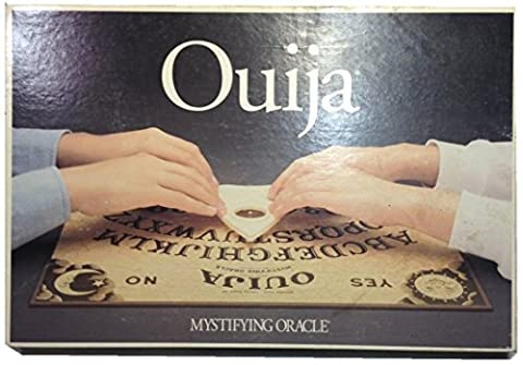 Ouija Board Mystifying Oracle (1992) by Parker Brothers