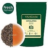 Majestätische Schwarze Teeblätter aus dem Himalaya