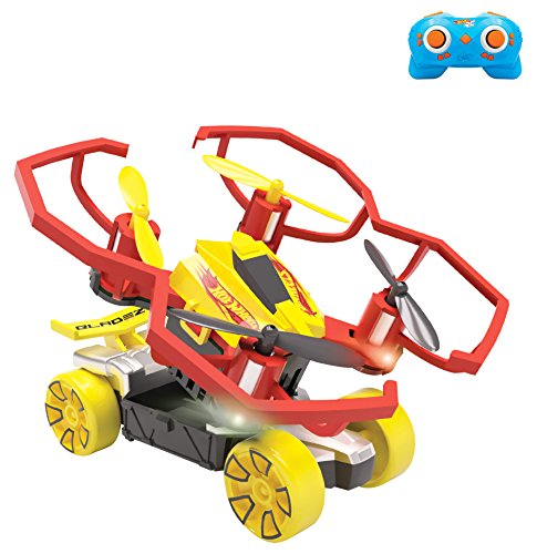 "Hot Wheels Drone Racerz ""Bladez"" Fahrzeug Set"
