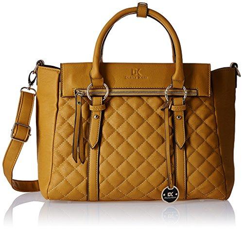 Diana Korr Women's Shoulder Bag (Yellow) (DK38HMUS)