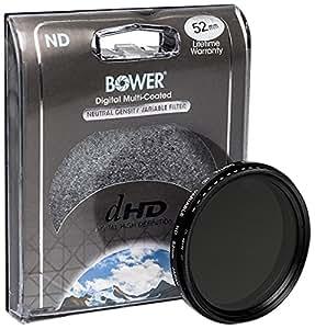 Bower FN52 Filtre de densité variable 52 mm