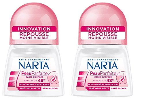 Déodorant Femme Bille Anti-Transpirant Peau...