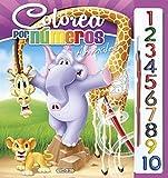 Animales (colorea por numeros) (Colorear por numeros)