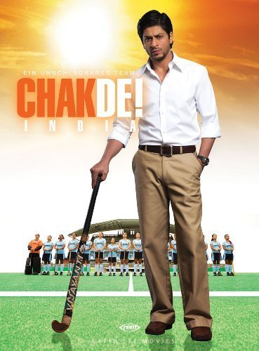 Chak De! India – Ein unschlagbares Team (Einzel-DVD)