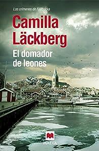 El domador de leones edición limitada par Camilla Läckberg