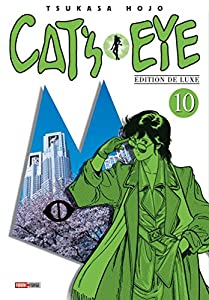 Cat's Eye Nouvelle édition deluxe Tome 10
