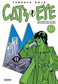 Cat's eye, tome 10 par Tsukasa Hojo