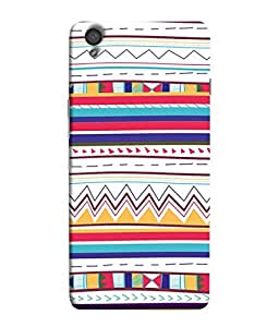 99Sublimation Designer Back Case Cover for OnePlus X :: One Plus X (Relocate Releases Reilly Refusal Referendum Recuperate)