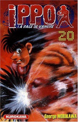 Ippo Saison 1 - La rage de vaincre Tome 20