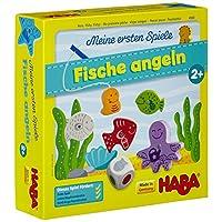HABA-4983-MES-Fische-angeln-Lernspiel-HABA-4655-Meine-ersten-Spiele-Erster-Obstgarten HABA 4983 – MES – Fische angeln, Lernspiel + HABA 4655 – Meine ersten Spiele – Erster Obstgarten -