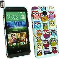 Emartbuy® HTC Desire 510 Sim Gel Hülle Schutzhülle Case Cover Eules
