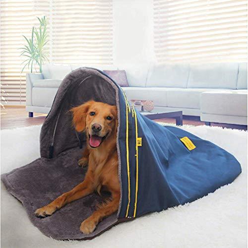 Tienda de campaña Plegable Saco de dormir para perros Casa para mascotas Tienda de campaña Cama...