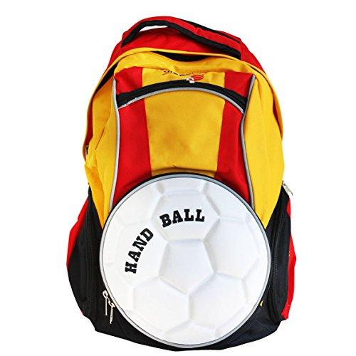 Diapolo Professionale Handball Rucksack Funktionrucksack Tasche Sporttasche (Germany)