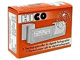 HICO Thermopapier für Digitale Tachografen 3er-Pack