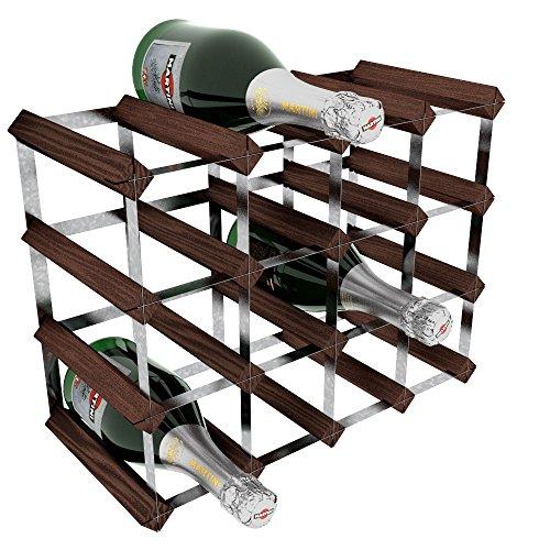 Porte bouteille range bouteilles en - Porta vino ikea ...
