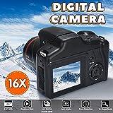 Xiufen Electronics Digital Camera 720P 16X Zoom DV Flash Lamp Recorder Record Digital Camera