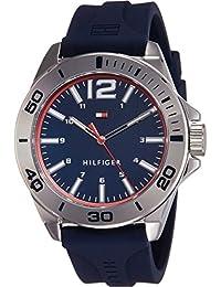 Tommy Hilfiger Analog Blue Dial Men's Watch - TH1791261J