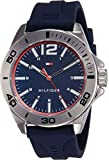Tommy Hilfiger Analog Blue Dial Men's Watch - TH1791261J