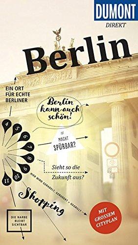 Preisvergleich Produktbild DuMont direkt Reiseführer Berlin: Mit großem Cityplan
