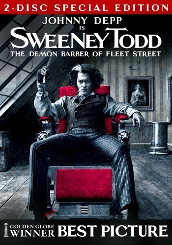 Sweeney Todd - The Demon Barber of Fleet Street (Two-Disc Special Collector's Edition) by Dreamworks Video by Tim Burton