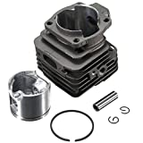 Best Husqvarna Chainsaw - Generic 46mm Chainsaw Cylinder Piston Ring Assembly For Review