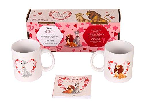 Coffret Mug Disney Love Stories par Collectif