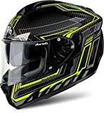 Airoh INTEGRAL HELM ST 701 SAFETY FULL CARBON YELLOW XL
