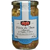ERIC BUR Filets de Thon Albacore à l'Huile d'Olive 300 g